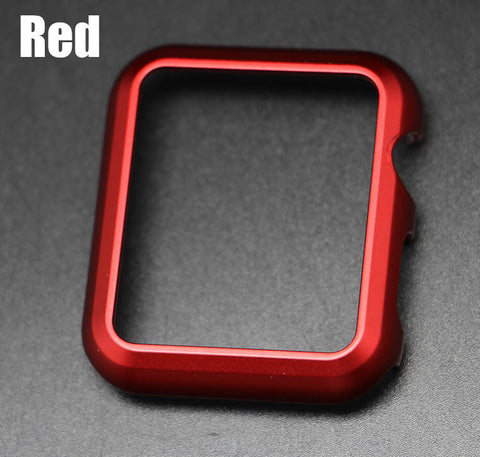 Apple Watch 38 & 42 mm Case / Cover (Red)