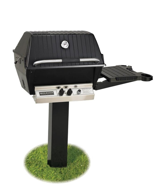 P3PK6N Premium Gas Grill Package 6 Natural