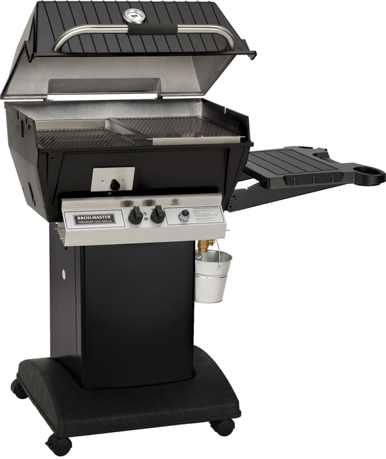 Q3PK1 Qrave Gas Grill Package 1