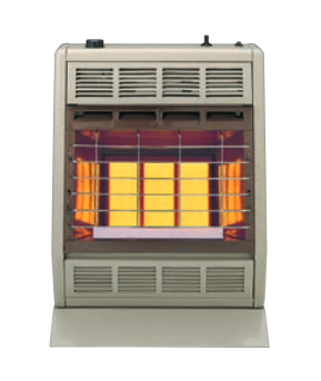 SR18LP/SR18NAT Empire Infrared Radiant Heater 18,000 BTU