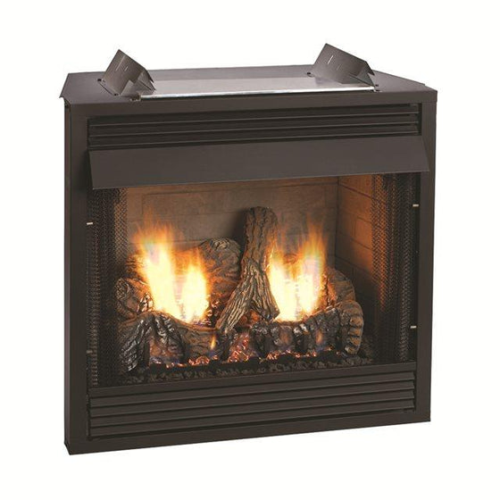 "VFD42FB0L Breckenridge VF Firebox Deluxe 42"" Louvered"