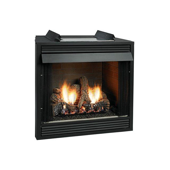 "VFP42FB0L Breckenridge VF Firebox Premium 42"" Louvered"