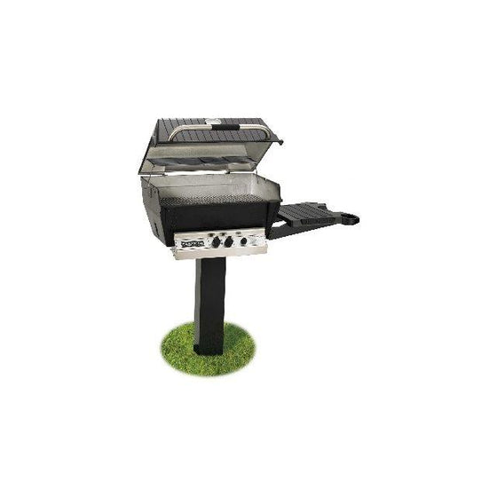 H3PK2N/H4PK2N Deluxe Gas Grill Package 2 Natural