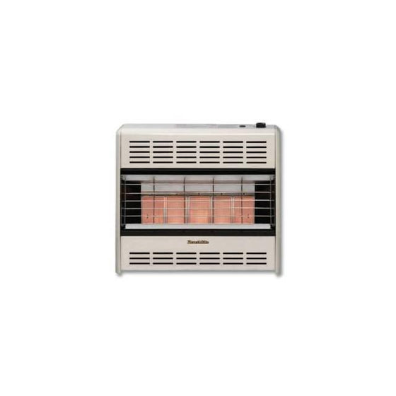 HR25TL HearthRite VF Radiant Propane Heater 25,000 BTU Thermostat Control