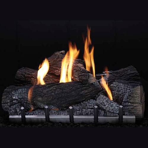 OLX24WR/OLX30WR Outdoor Wildwood Refractory Log Set 50,000 BTU