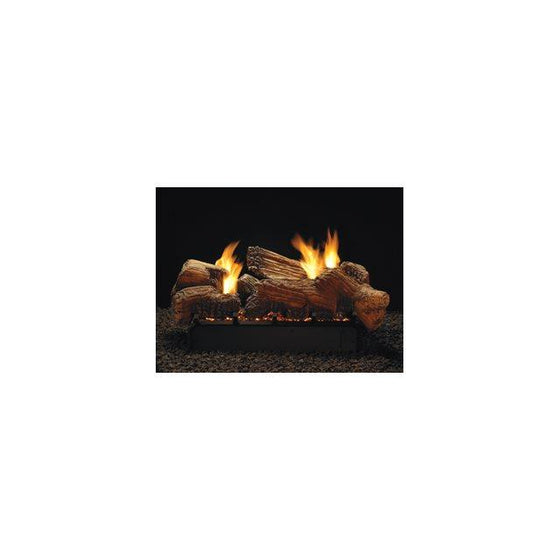 LSU18SF/LSU24SF/LSU30SF Stone River Multi-Sided Log Set