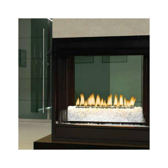 "VFIU24P/VFIU24N Loft Series 24"" VF Intermittent Burner Multi-sided 36,000 BTU"