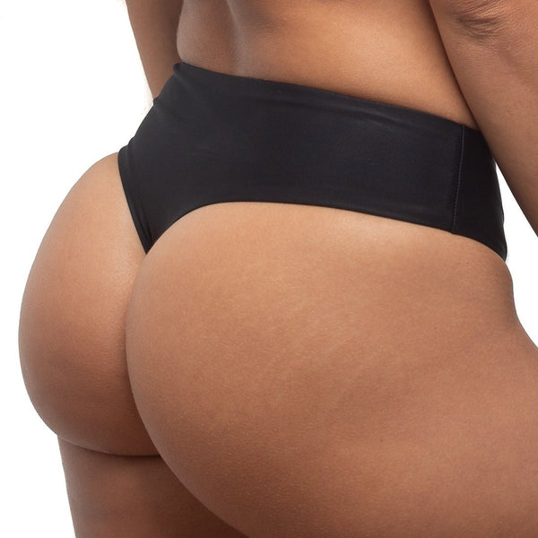 Beachway Bottoms | Black