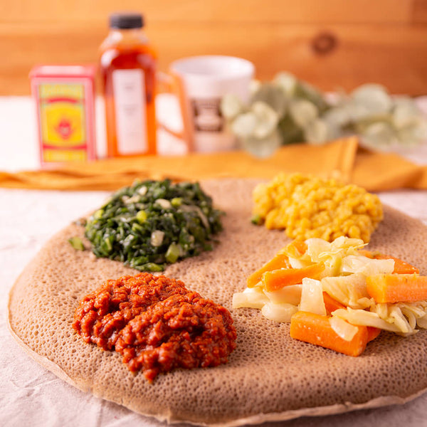 HOME STYLE ETHIOPIAN MEALS