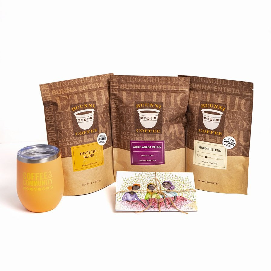 Buunni Custom Blends Gift Pack