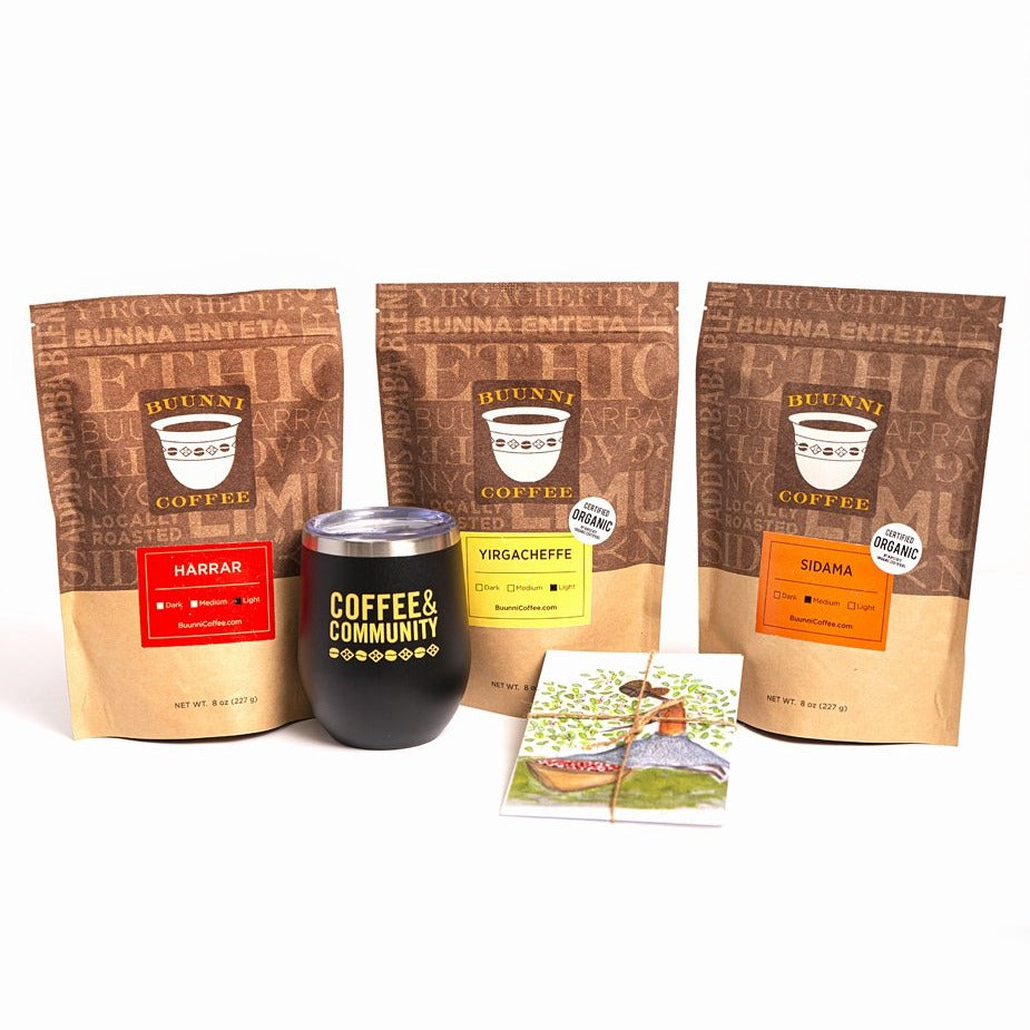 Buunni Single Origin Gift Pack