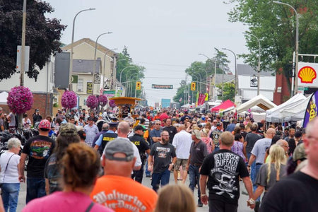 "July 13, 2019 - Baconfest ""Everything Bacon & Bikes"""