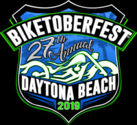 October 17 - October 20, 2019 - 	Biketoberfest Daytona Beach