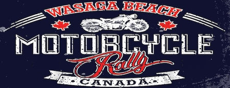 July 20 - July 22, 2018 - Wasaga Beach Motorcycle Rally