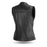 Ludlow Ladies Leather Vest
