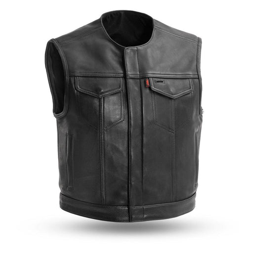 Lowside Men's Leather Vest