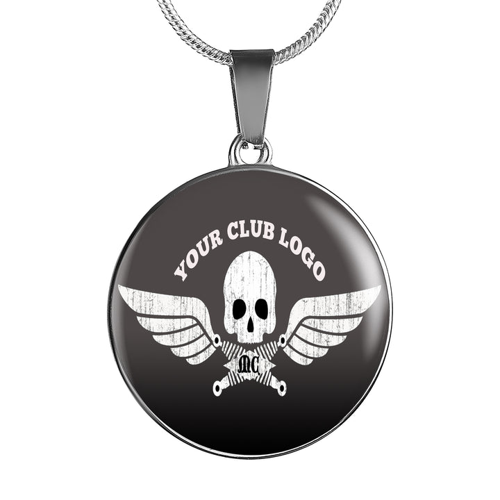 Custom Bike Club Necklaces