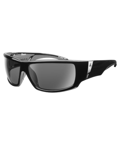 Bison Polar Black Frames