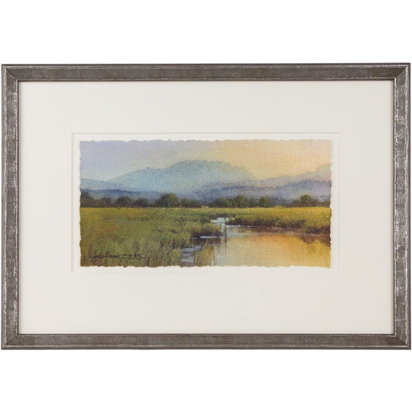 Evensong by Cindy Baron, Framed