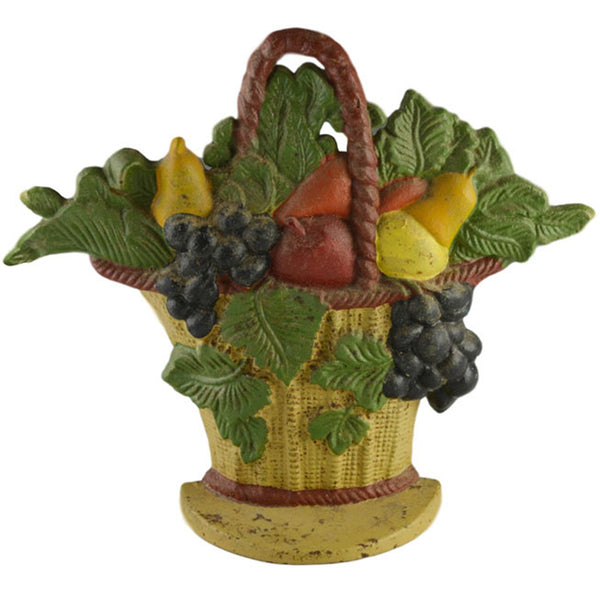 Fruit Basket Doorstop
