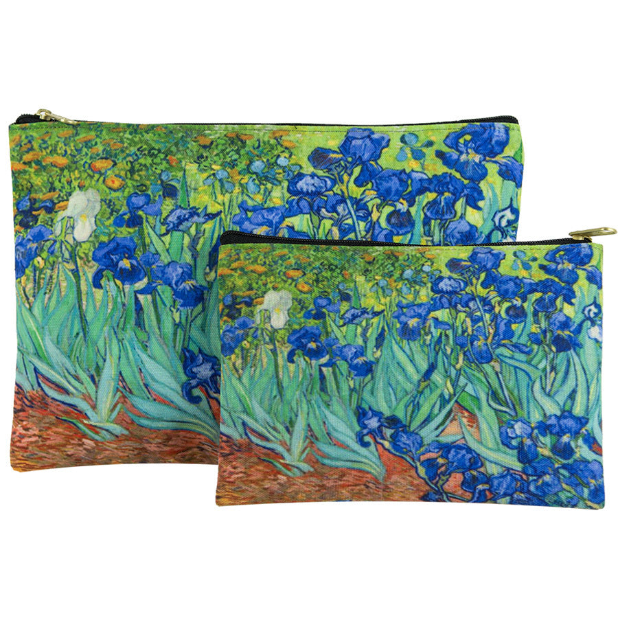 Field of Iris Pouch