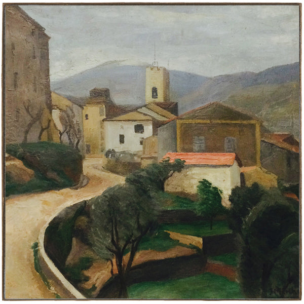 Vence by Jean Marchand