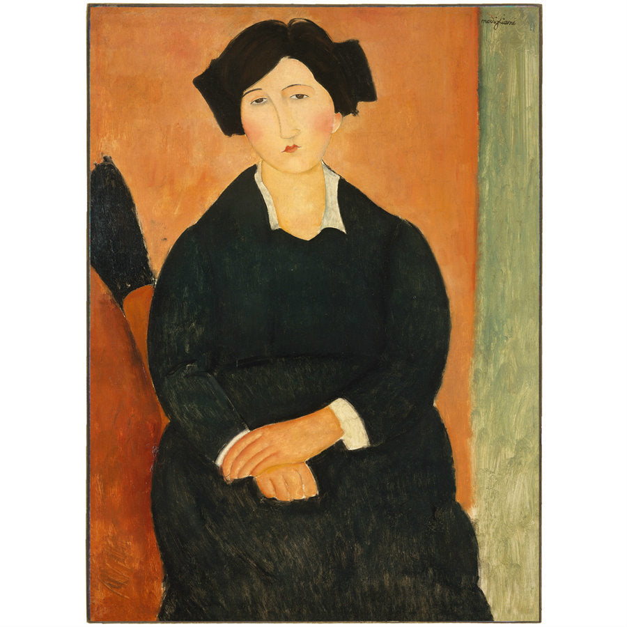 The Italian Woman by Amedeo Modigliani