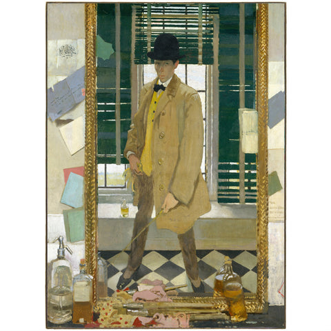 Self-Portrait by William Orpen