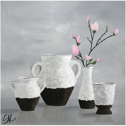 """Hint of Spring"" by Susan Kinsella *SOLD*"