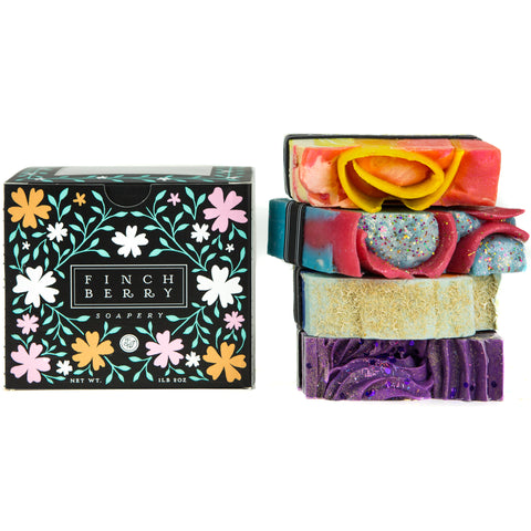 FinchBerry Artisan Soap Gift Box