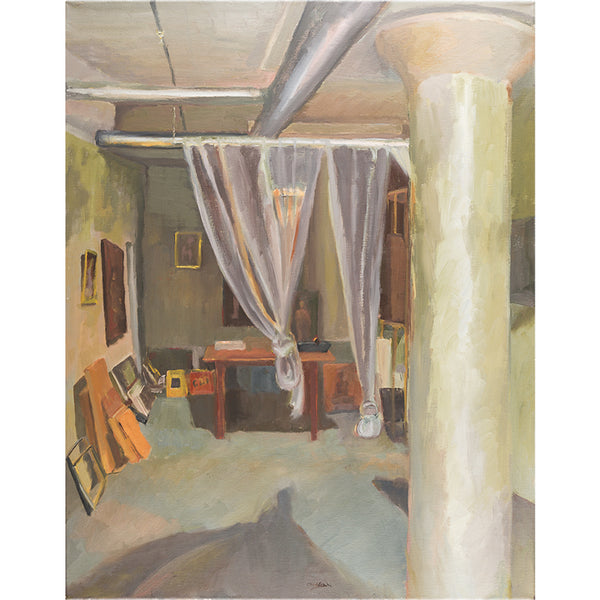 """Studio Interior"" by Celeste McCollough"