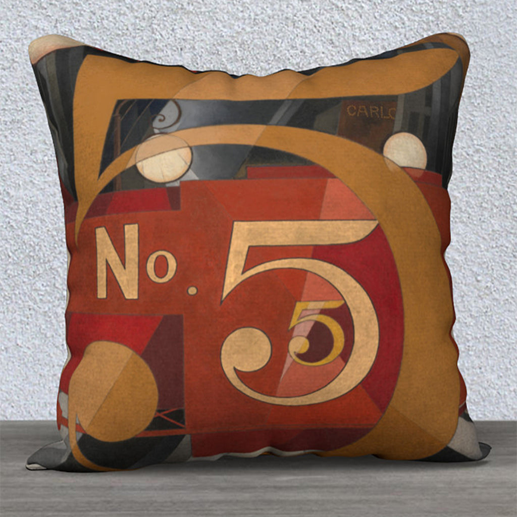 """No. 5"" by Charles Demuth"