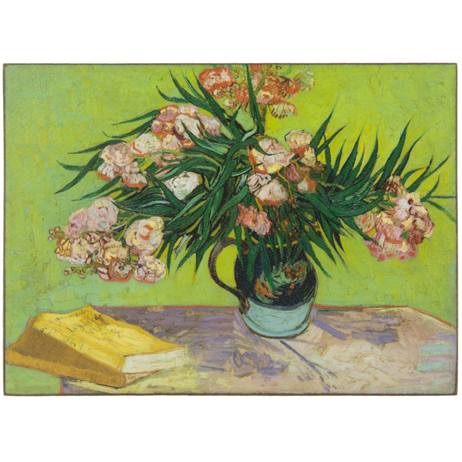 Oleanders by Vincent Van Gogh