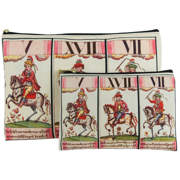 Antique Cards Pouch