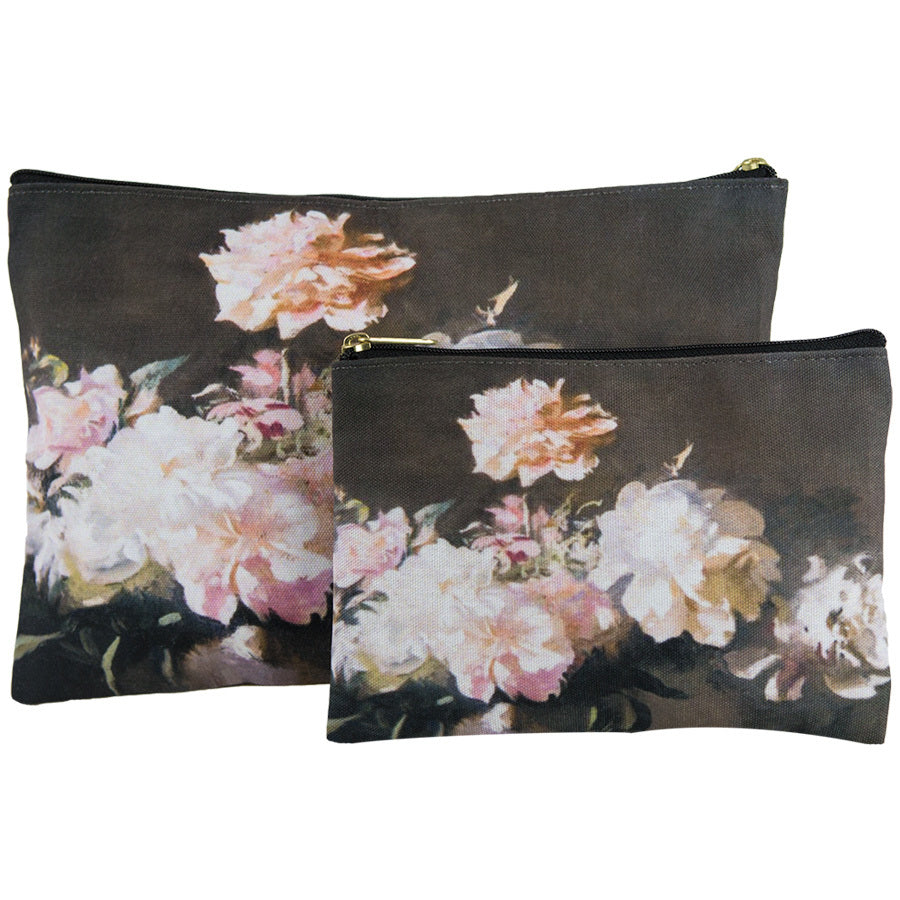 Peonies Pouch