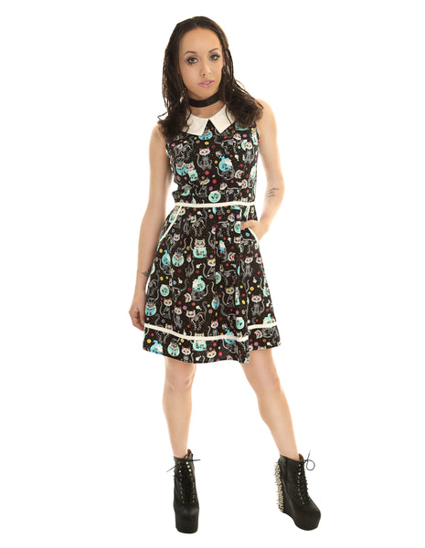 3003 Meow or Never Dress