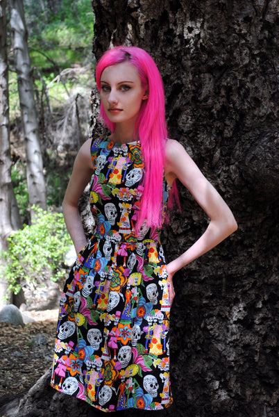 3028 Till the End of Time Dress