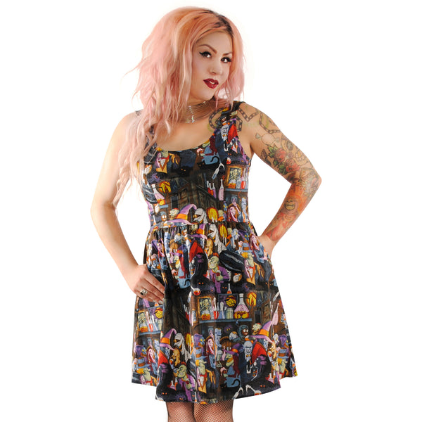 3482 Unhappy Hour Dress