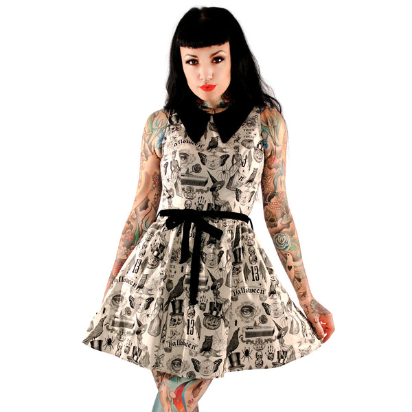 3486 Objects of Desires Dress