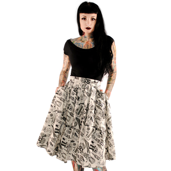 3490 Objects of Desire Skirt