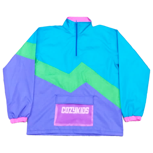 Polar Punch Windbreaker