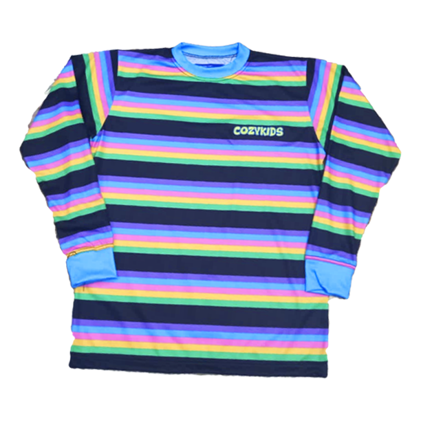 Remix Striped Tee