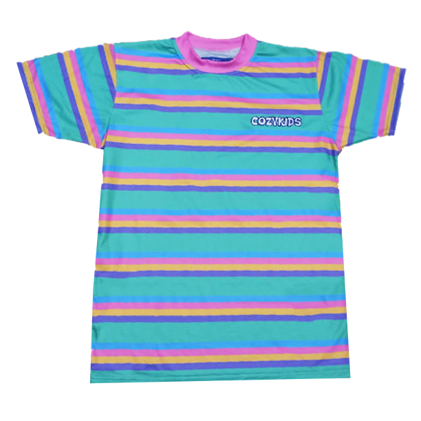 Field Trip Striped Tee
