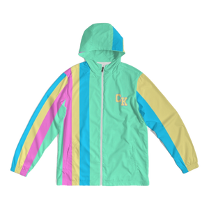 Mint Windbreaker