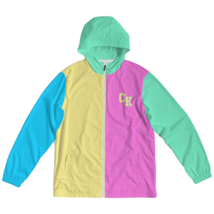 Popsicle Windbreaker