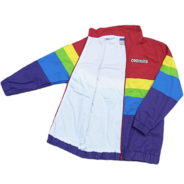 Reading Rainbow Jacket