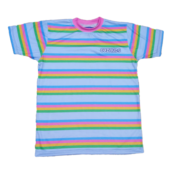 Sugar Dreams Striped Tee