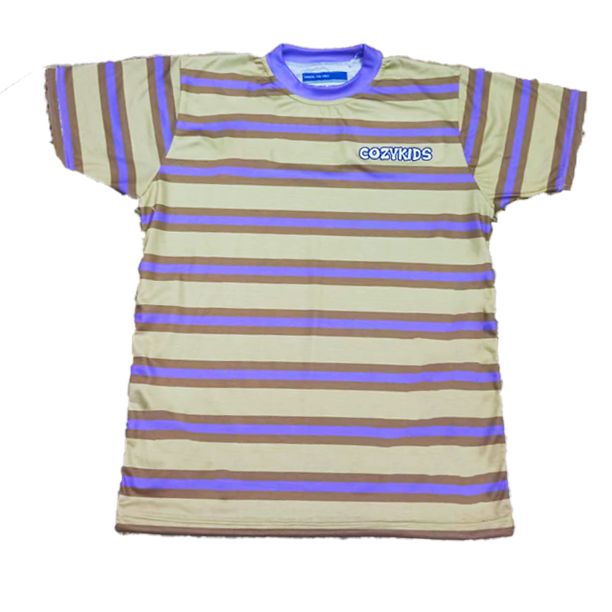 Uncrustable Striped Tee