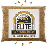 '150 GRAM GOLD HUNT' - ELITE Gold Paydirt Panning Concentrates