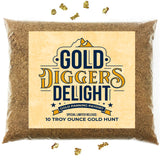 *BOGO* Gold Diggers Delight '10 TROY OUNCE GOLD HUNT' - Gold Paydirt Panning Concentrates